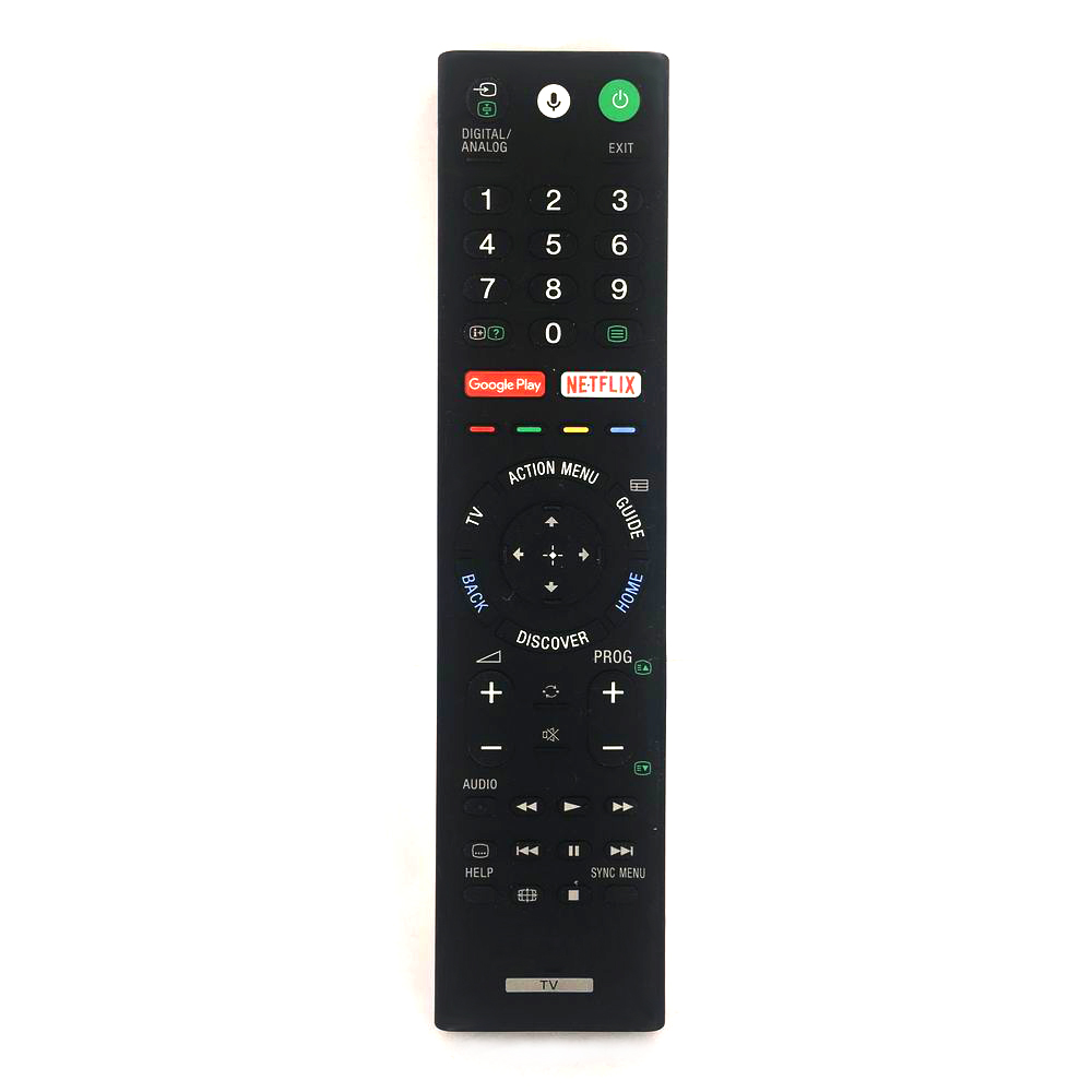 New Original Voice Remote Control RMF-TX200P For SONY 4K BRAVIA LCD LED TV