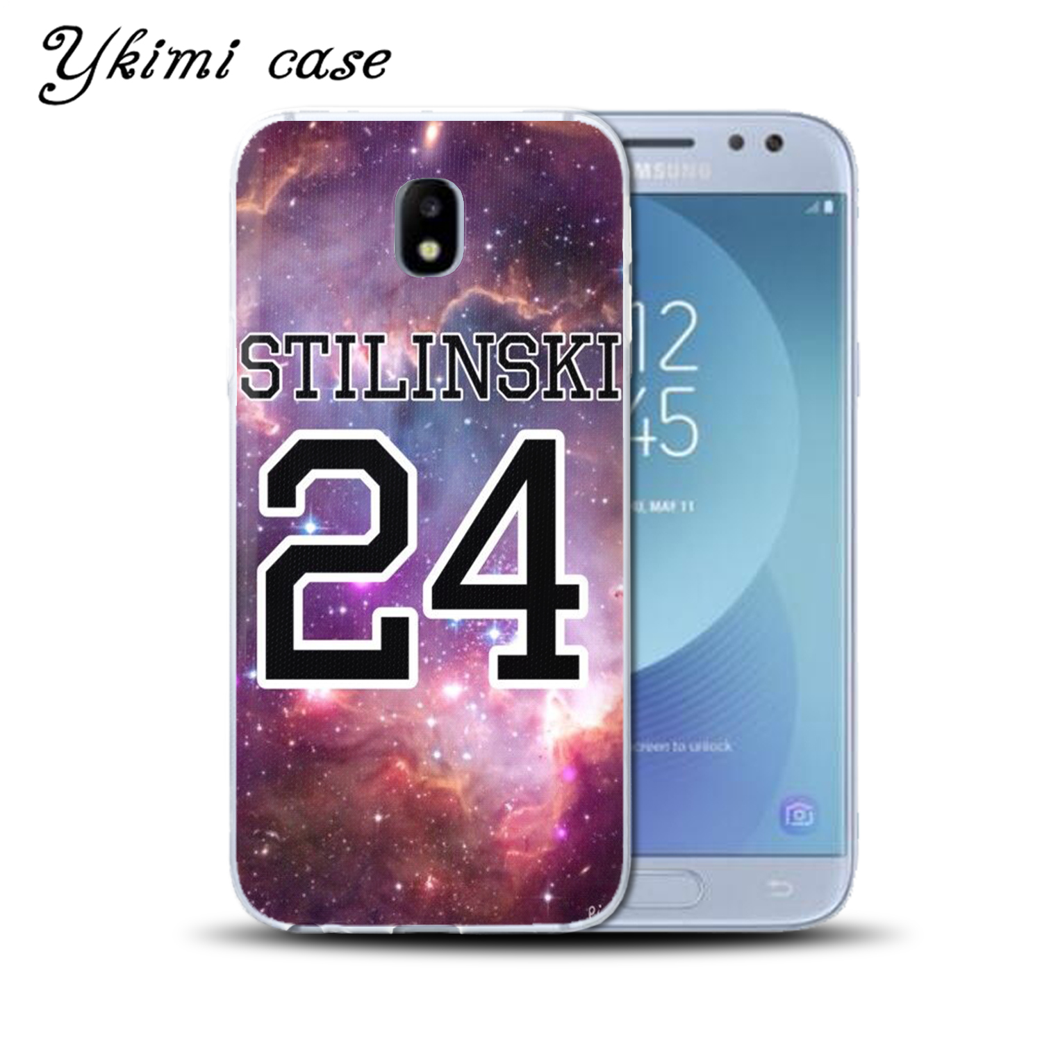 Aliexpress Buy For Samsung Galaxy J3 J5 J7 2017 J330 J530 J730 case Teen Wolf soft TPU cover transparent silicone phone capa from Reliable for samsung