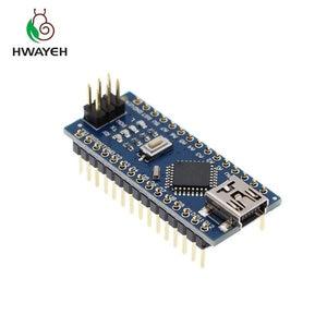 Image 3 - MINI USB Nano V3.0 ATmega328P CH340G 5 V 16 M carte Micro contrôleur pour arduino NANO 328 P NANO 3.0