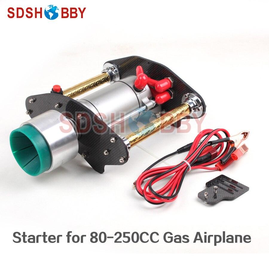 Upgraded Terminator Starter for 80CC-250CC Gas Airplane скобы fubag 12 9x14mm 5000шт 140118