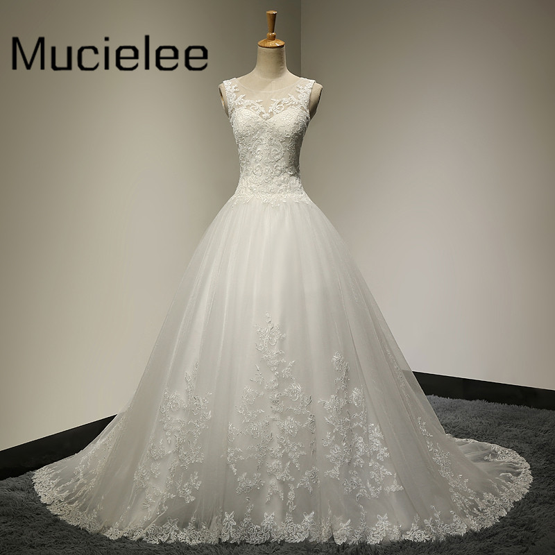 Buy vestido de noiva 2017 real lace ball for Buying wedding dress from china