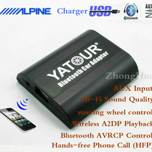Car-Adapter Yatour Bluetooth Alpine M-Bus YT-BTA Phone-Call Playback Hands-Free Wireless