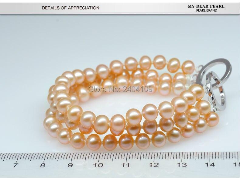pearl bracelet 22