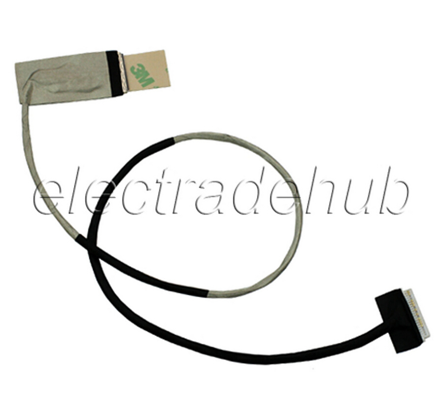 FOR Lenovo Ideapad Y500 Series HD LVDS LCD Video Cable QIQY6 DC02001ME0J LL04