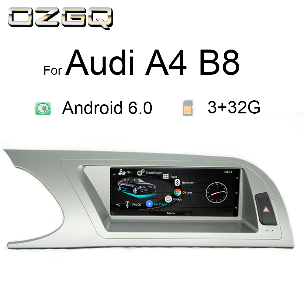 All kinds of cheap motor audi a4 radio b8 in All A