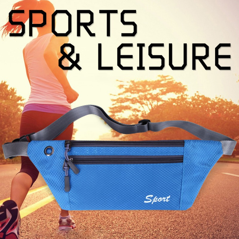 Cycling Running Pockets Personal Phone Bag Waterproof Mobile Phone Bag Jogging Fitness Bag Outdoor Sports Accessories
