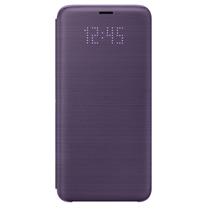 Image 5 - Original Samsung LED Cover Protection Cover Phone Case For SAMSUNG Galaxy S9 G9600 S9+ Plus G9650 Sleep Function Card Pocket