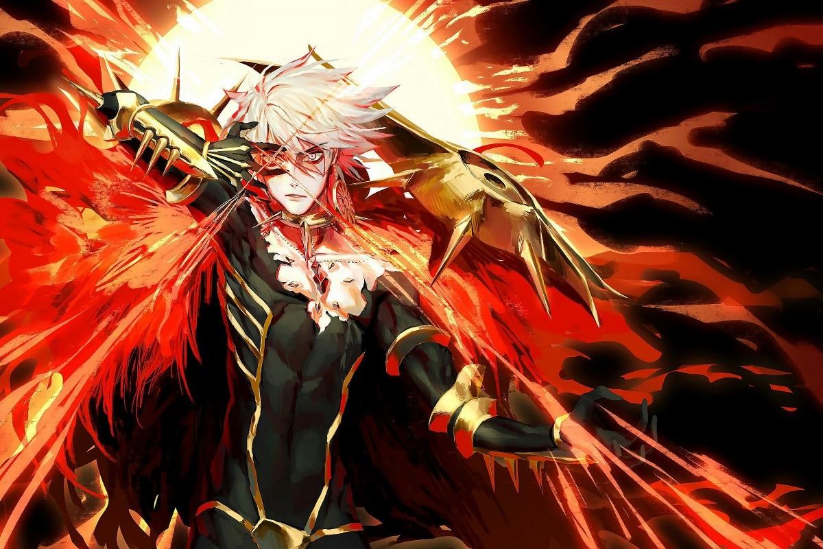 Anime Karna Karuna Lancer Fate Grand Order Fate Apocrypha