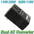 2 Modo Dual Conversor de Voltagem AC 100 W 110 V/120 V para 220 V/240 V EUA-UE transformador Conversor de Energia Adaptador de Baixo Preço