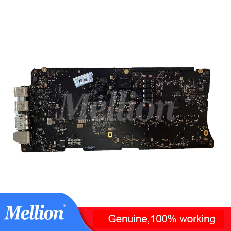Genuine Laptop logic board for MacBook Pro Retina A1502 mother board 13'' I7 16G 2.8Ghz 2013 year 820 3476 A ME867