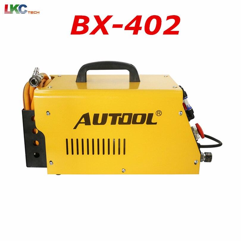 Оригинальный autool bx402 профессиональные автоматические Тормозная жидкость bleeder тормозов инструмент для 12 В автомобили DHL Бесплатная
