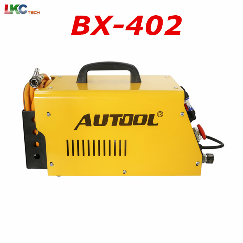 Original AUTOOL BX402 Professional Automatic Brake Fluid Bleeder Brake Bleeding Tool For 12V Cars DHL Free
