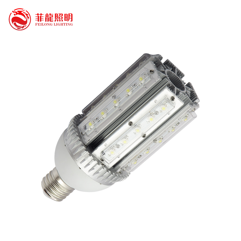 ФОТО high brightness 360 degree 30w led corn bulb garden light base e40