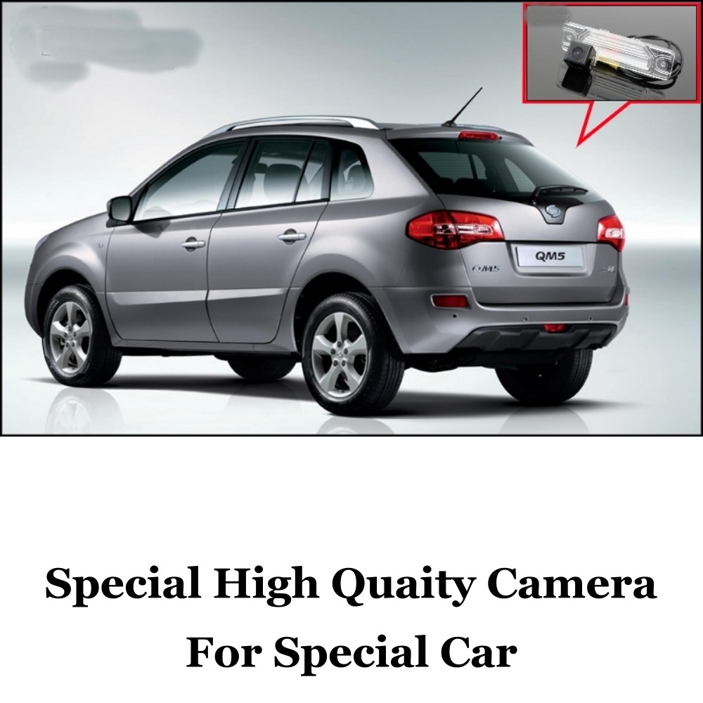 Car Camera For Renault Samsung QM5 High Quality Rear View Back Up Camera Friends Use  CCD + RCA Car