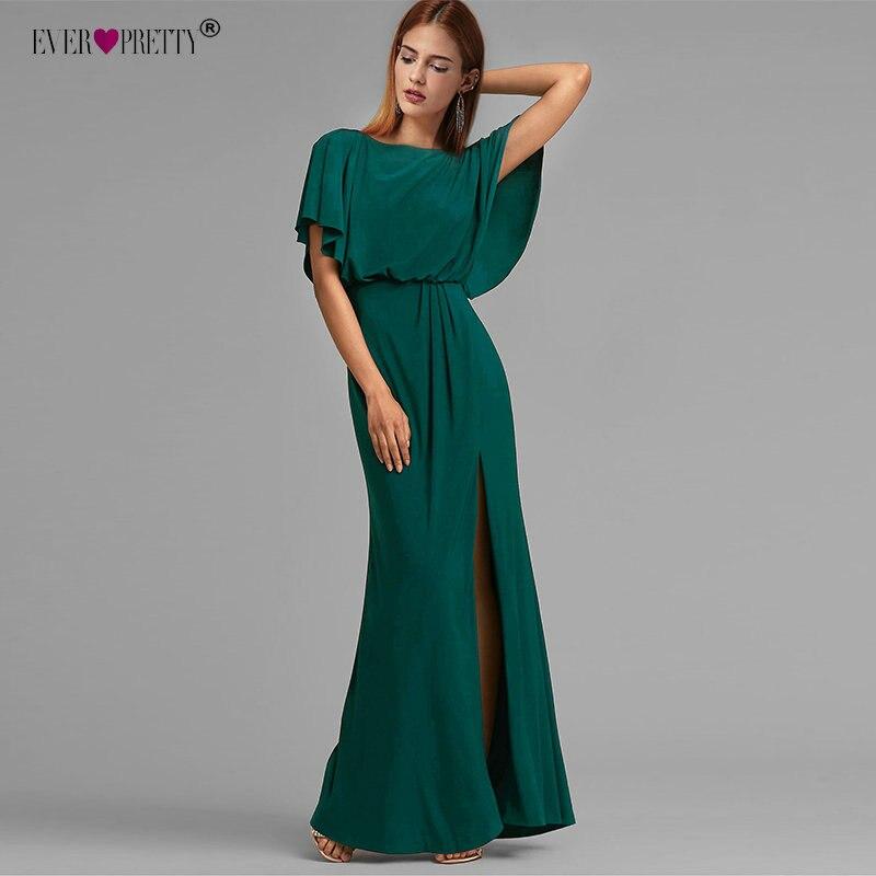 Dark Green Mother Of The Bride Dresses For Wedding Short