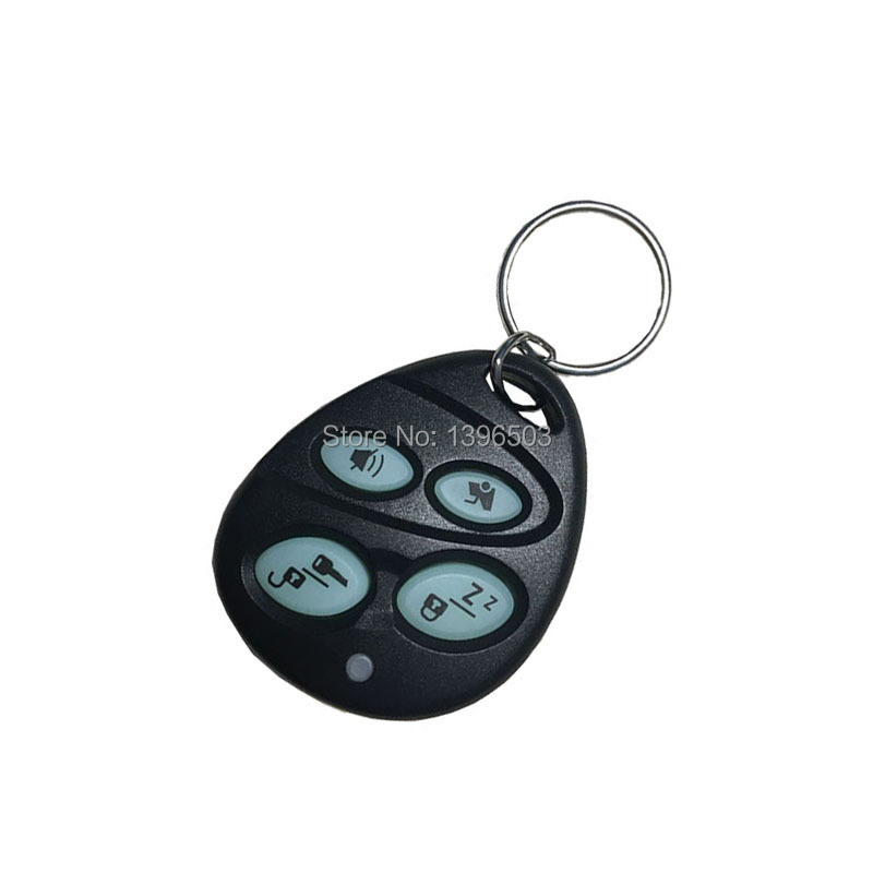 1 Way TW-9030 LCD Remote Control For Russian Anti-Theft Tomahawk TW9030 Two Way Car Alarm System Tomahawk TW 9030 Keychain