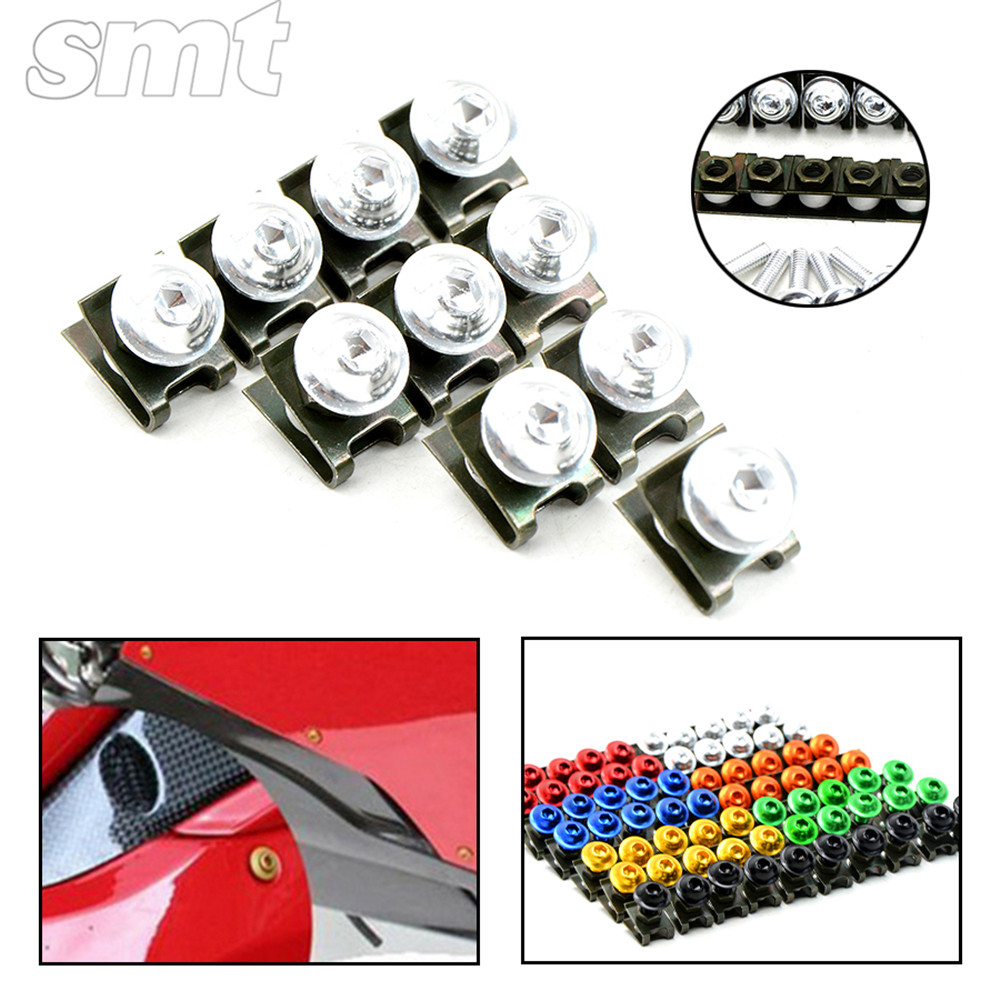 Подробнее о 2016 CNC motorcycle accessories motorbike 6mm fairing bolts screws Universal For Suzuki GSXR GSX-R 600 750 K6 K7 K8 K9 2006-2010 universal motorbike accessories motorcycle screws pike bolts for honda cb600f cb1000r cb1100 cb1100f cb1300 super four