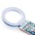 Caja del teléfono la belleza selfie elftear anillo de luz led flash anular llenar luz para iphone 5 6 6 s plus 7 7 plus samsung s6 s7
