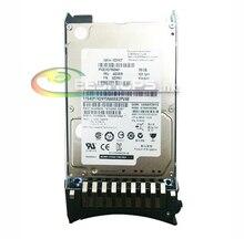 Genuine for IBM 42D0637 42D0638 X System 300GB 10K RPM 6Gb SAS HDD 2.5 Inch Hard Disk Drive for X3550 X3650 X3400 X3500 M2 M3