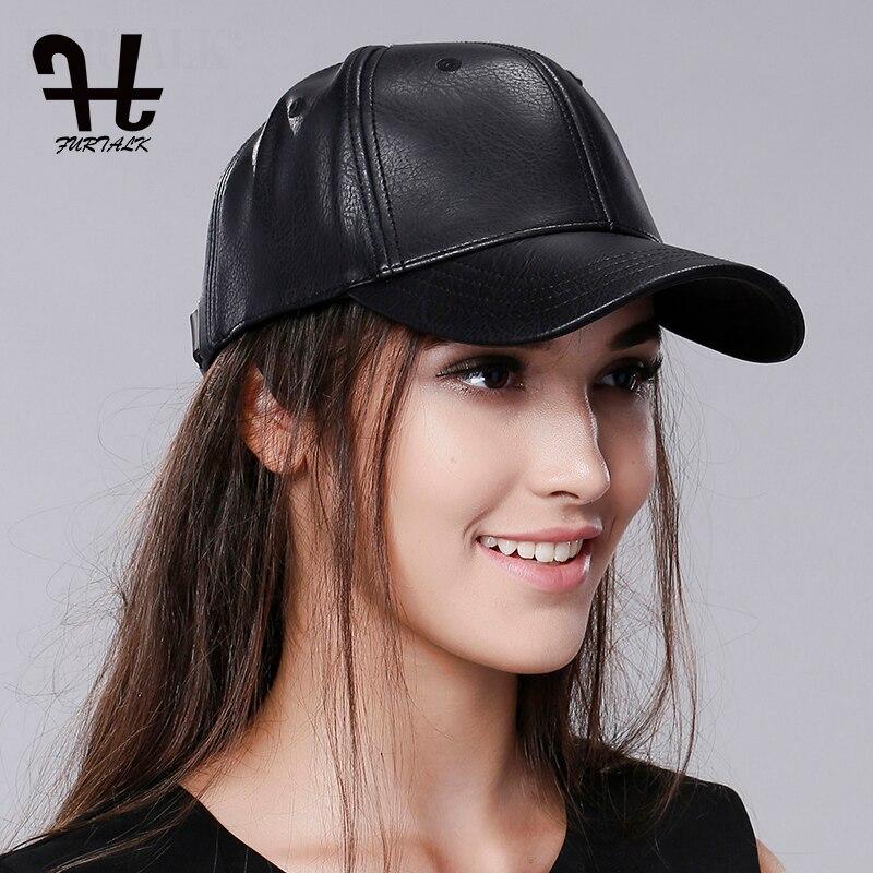 Prix pour Furtalk haute qualité unisexe réglable solide colorwomens casquette de baseball réglable snapback casquettes pour femmes