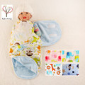 karitree Newborn Baby Swaddle Sleeping Bag for 0-6 Month Baby In whiter Baby Blanket Swaddling