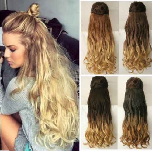 1pc clip in ombre hair extension 2 tones 58cm 23inch 130g heat 1pc clip in ombre hair extension 2 tones 58cm 23inch 130g heat resistance real natural synthetic hair extensions on aliexpress alibaba group urmus Images