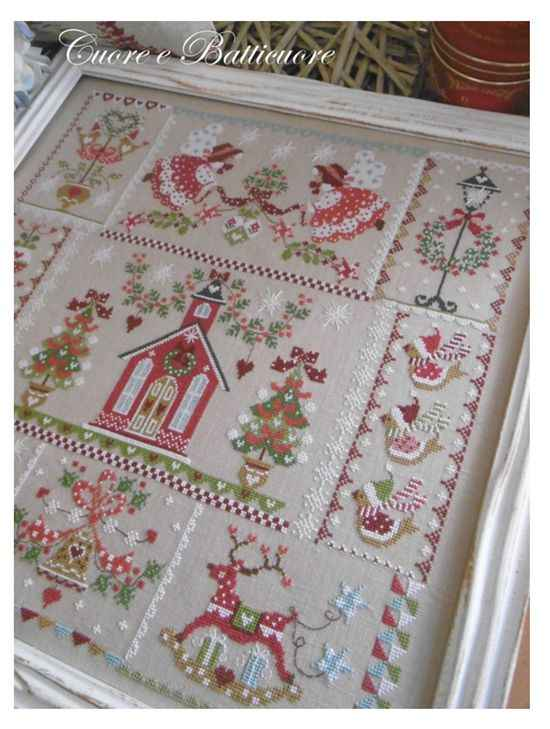 Gold Collection Counted Cross Stitch Kit Christmas Tradition Angel Reindeer Tree Flower Girl