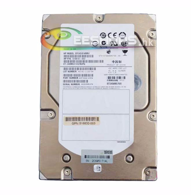 Cheap for HP ProLiant Gen8 Gen9 G8 G9 Servers 3 5 Inch Hard font b Disk