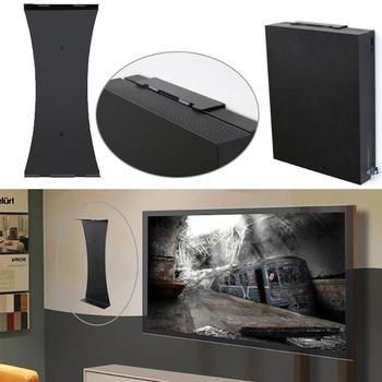 Вертикальный колыбели стены кронштейн-держатель стенд игровой интимные аксессуары для Xbox One X игровой консоли