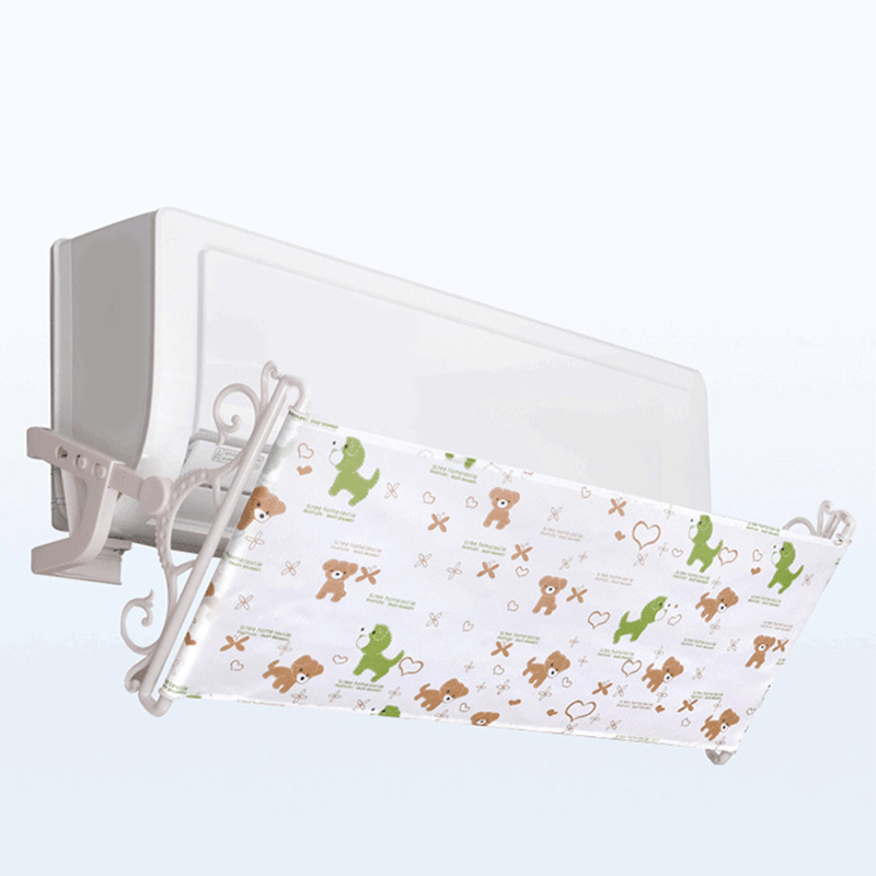 Анти надувной кондиционер ветровое стекло выход щит месяц кондиционер амортизатор капота Ветер Дефлектор воздуха Conditionin
