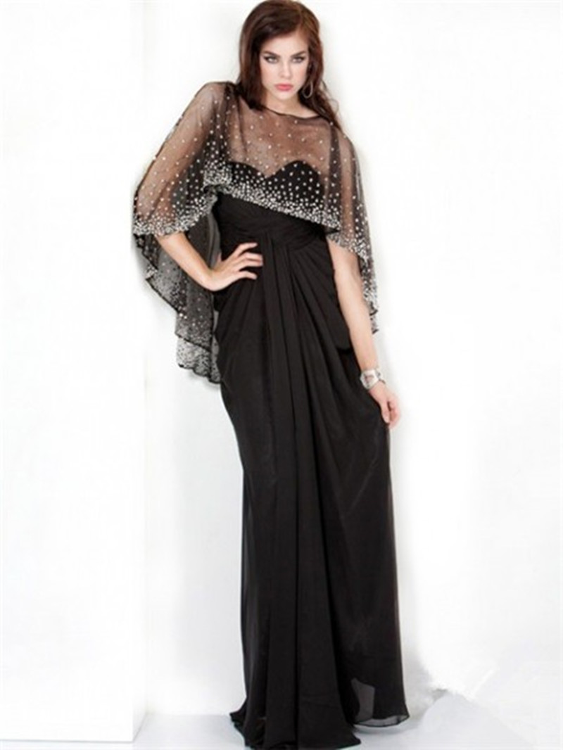 Compare Prices on Black Evening Shawls- Online Shopping/Buy Low ...