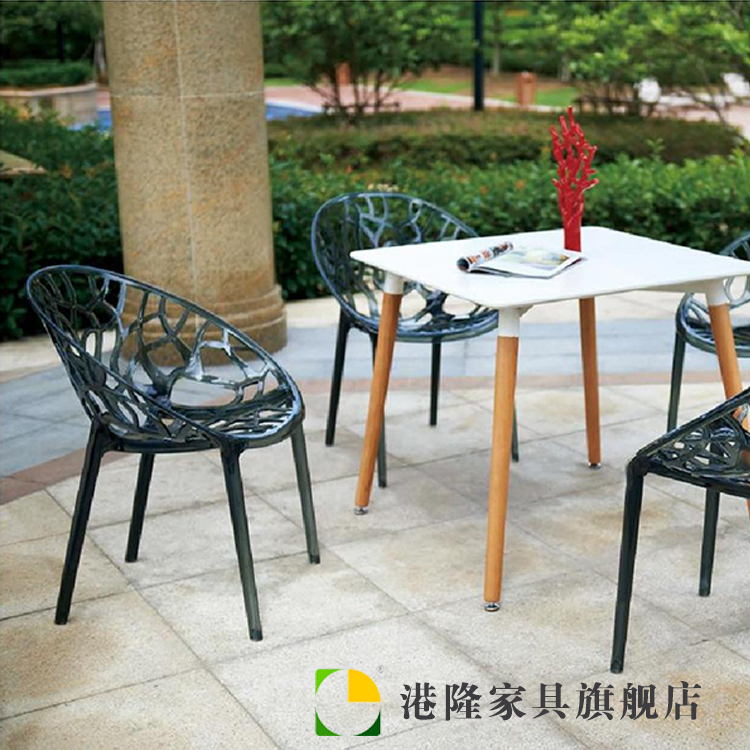 Acrylic Outdoor Furniture Fluorescent Acrylic Armchair Transparent Acrylic Plastic Hollow Crystal Fashion Casual Dining Chair Designer And Creative Outdoor Chairsin Shampoo Chairs From Furniture On Aliexpresscom Armchair Transparent Acrylic Plastic Hollow Crystal Fashion Casual