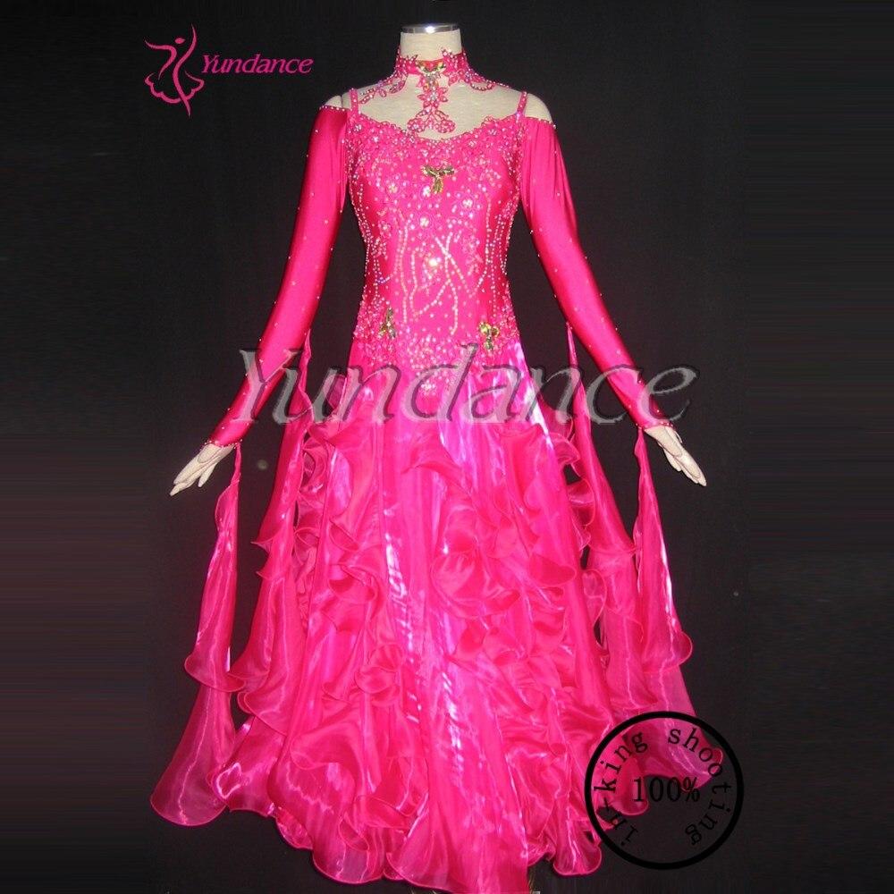 ②Mode Costume De Danse Rouge Rouge Rouge Dress B  a 66bc34