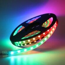 WS2811 WS2812 DC 5V/12V Waterproof RGB LED Strip light 5050