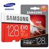 New Product Original SAMSUNG EVO Memory Micro SD TF Card 32GB 64GB128GB Class10 U3 4K HD Read speed up to 100 MB/s (2017 Model)