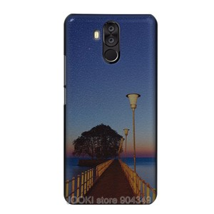 """Image 3 - Boîtiers JOOKI Oukitel K6 boîtiers en plastique durs pour Fundas Oukitel K6 téléphone portable 6.0 """"couvre la couverture arrière mince K6"""