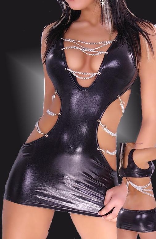 Пикантные Гренадин кожа DS цепи комбинезон костюм ролевая jumpsiuts Undertale костюм для ...