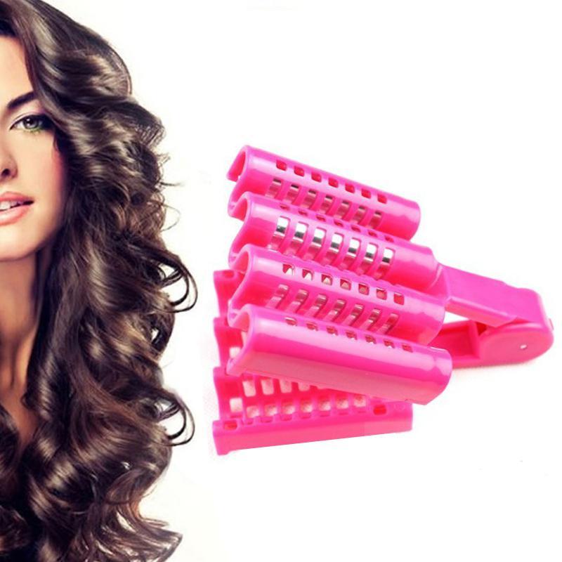 Волнистый ролик для волос BellyLady, 1 шт., для самостоятельного укладки волос, легкость в домашних условиях|Бигуди|   | АлиЭкспресс