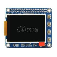 Raspberry Pi 2 3 3B/ 2B / B+ 2.2″TFT Screen LCD Display HAT w/ Buttons Sensor