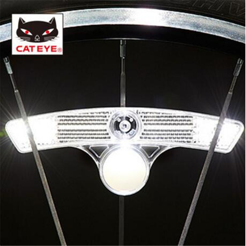 CatEye Orbit 2 SL-LD150 Front//Rear Cycling Lights and Reflectors Black
