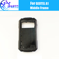 GEOTEL A1 Housing Middle Frame Bezel 100 Original New Middle Plate Cover Repair Parts For GEOTEL