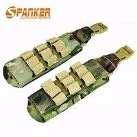 Spanker 1000D 몰리 어깨 패드 버클 갑옷 캐리어 전술 조끼 6094 장난감 총 전투 사냥 조끼 어깨