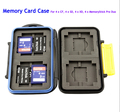 JJC MC-3 Анти-Шок Водонепроницаемый ABS Футляр для Карты Памяти Держатель Жесткого Хранения Box 4 x CF, 4 х SD, 4 х XD, 4 х MemoryStick Pro Duo
