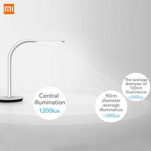 Image 4 - Original Xiaomi Mijia Lamp 2 Xiao Mi Eyecare App Control Smart Desk Lamp Dual Light Source Xiomi Mi Home Mi Store   White 62