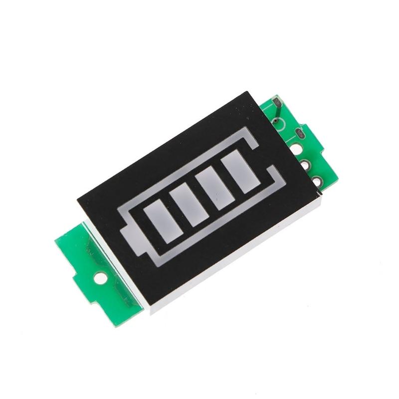 2 S 2 Serie 8,4 V Power Level Lithium-batterie Kapazität Blau Display Anzeige Modul Ohne Fall Version Supplement Die Vitalenergie Und NäHren Yin Unterhaltungselektronik