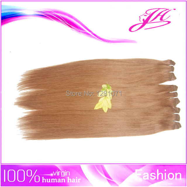 48f30a70087f Wholesale jianhua hair products 3pcs lot cheap 5a chest nut brown straight  brazilian virgin remy human hair extensions