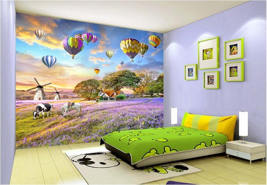 Aliexpress Com Buy Large Custom Mural Wallpapers Living: Custom Photo Non Woven Mural 3d Wallpapers For Living Room