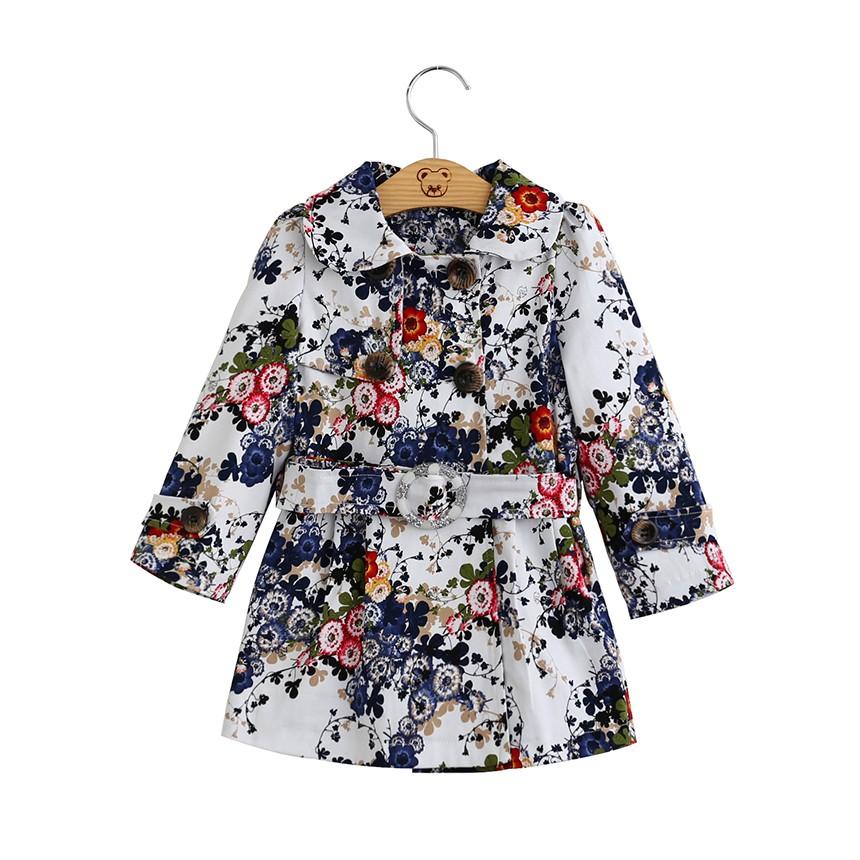 Brand Designer Baby Girls Coats (2)