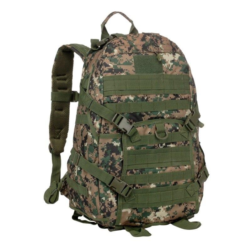 Sac à dos militaire multi-fonction militaire extérieur sac à dos tactique forces spéciales Camouflage absorption voyage randonnée sac