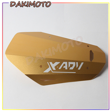 for Honda xadv x-adv x adv 750 2017-2019 Motorcycle Windscreen Deflector Windshield Shield Screen Visor Viser 8mm motorcycle accessories for honda stands screws swin garm swingarm spools slider for honda x adv xadv x adv 750 2017 2018